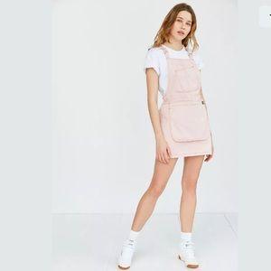 Dickies for Urban Outfitters, Bib Brace Mini Dress